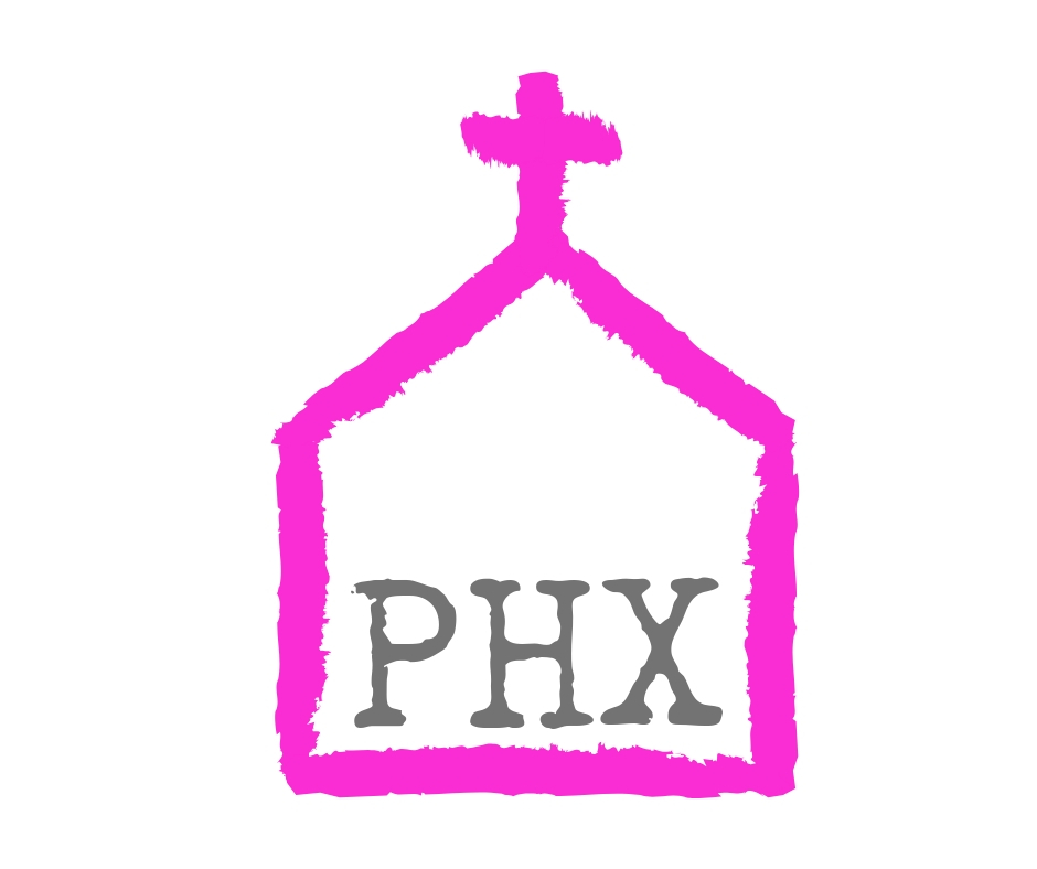 Affirming ~ Modern ~ Worship #PinkChurchPHX