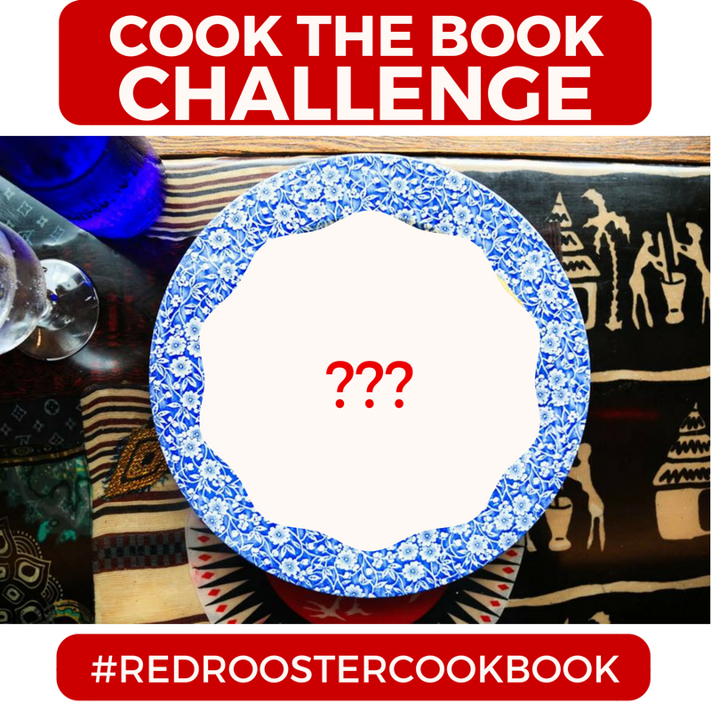 Marcus Samuelsson Cook the Book Challenge from the #RedRoosterCookbook