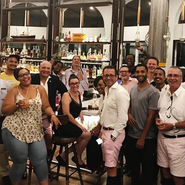 Sending good vibes and gratitude to our @marcusbermuda and @princessbermuda teams, who weathered Hurricane Humberto last week and ensured all our guests and staff were safe. We're excited to be back open and serving up the dishes you love. #marcusbermuda #bermuda #hurricanehumberto