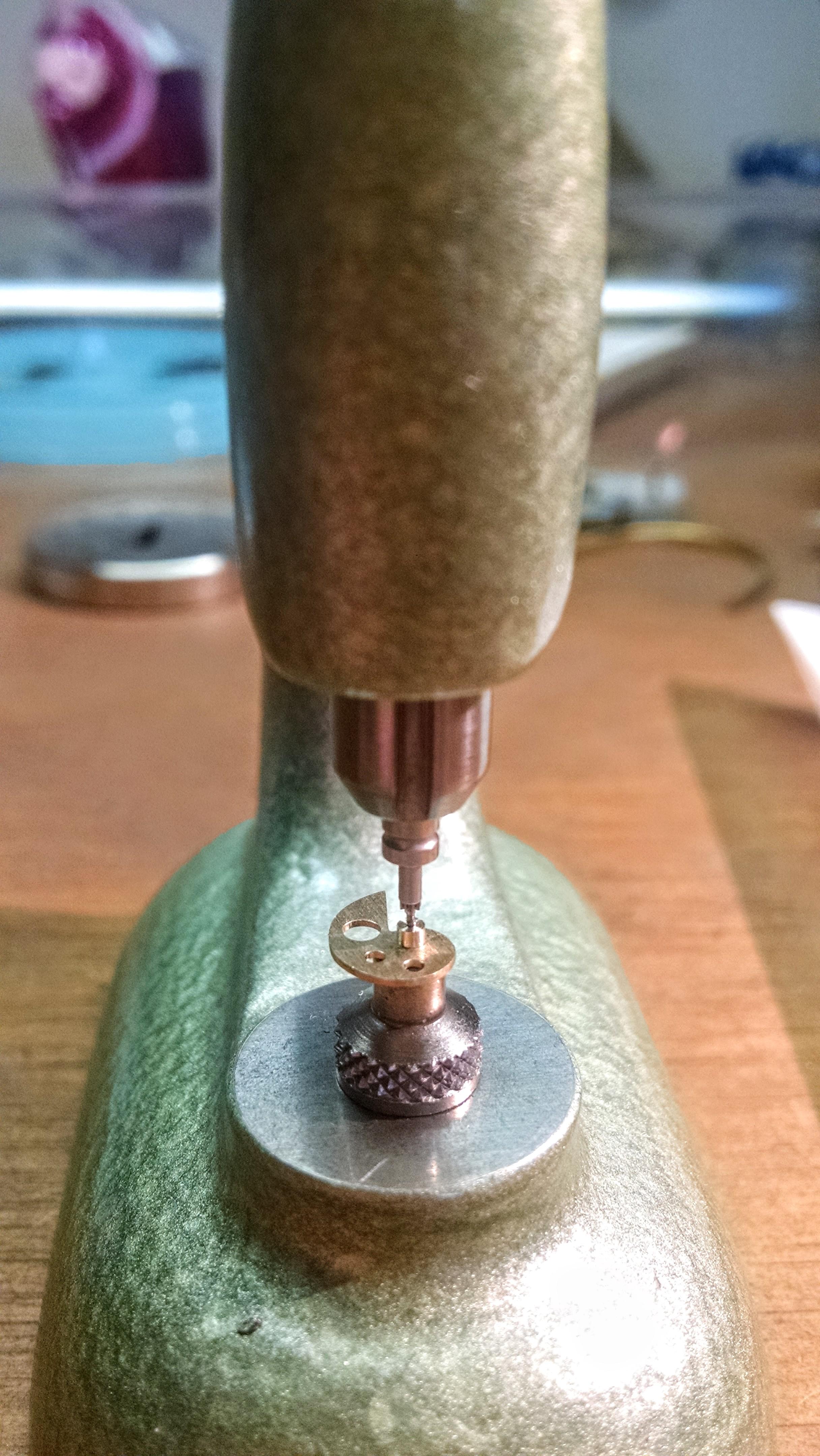 Horia Jeweling Tool