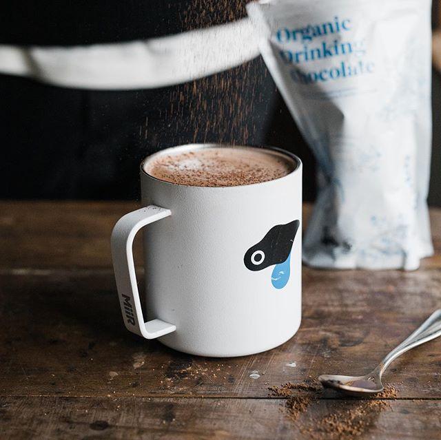 Best hot chocolate I've ever had. Just cocoa & cane sugar. Photos for @kokakocoffee @fairtradenz