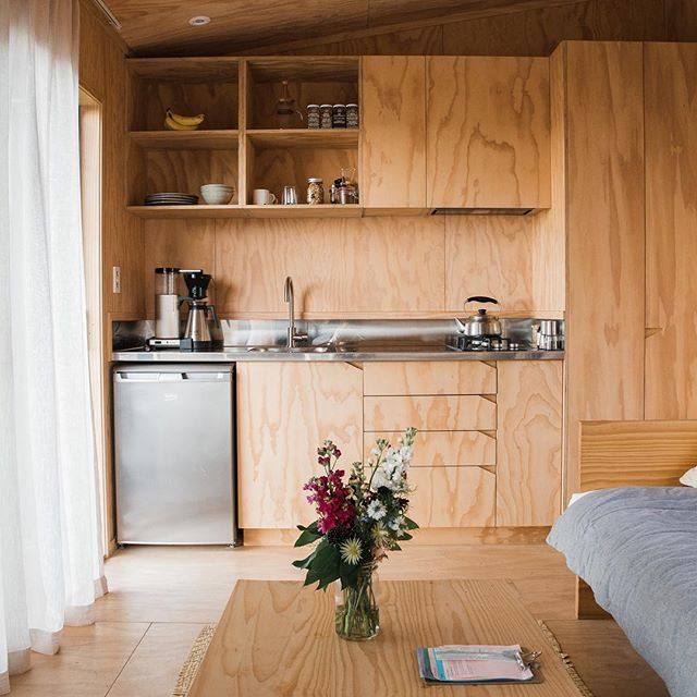 Lovely little kitchen that you could be making coffee in.... @kokakocoffee x @the.huts