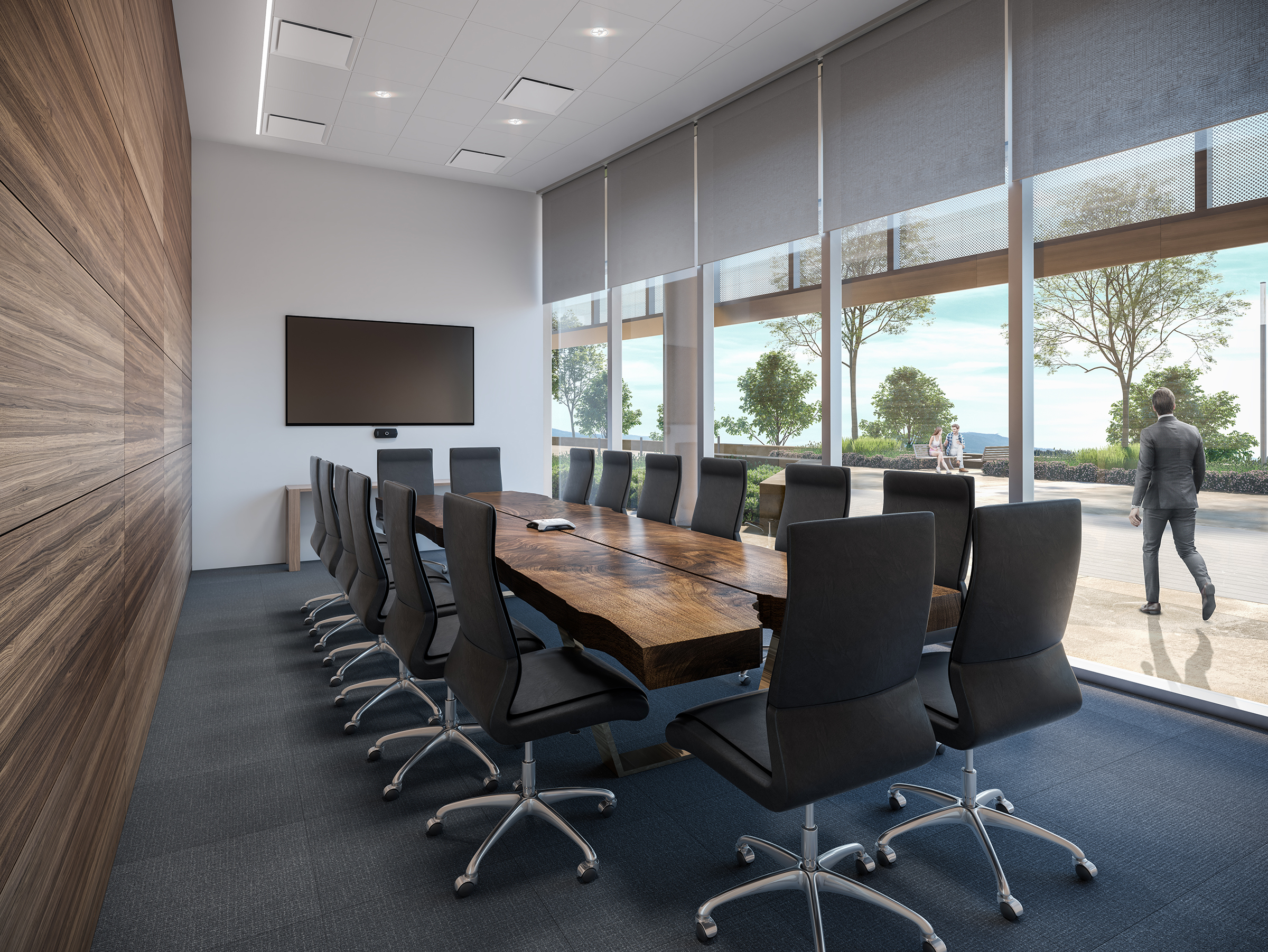 Conference Center - Board Room