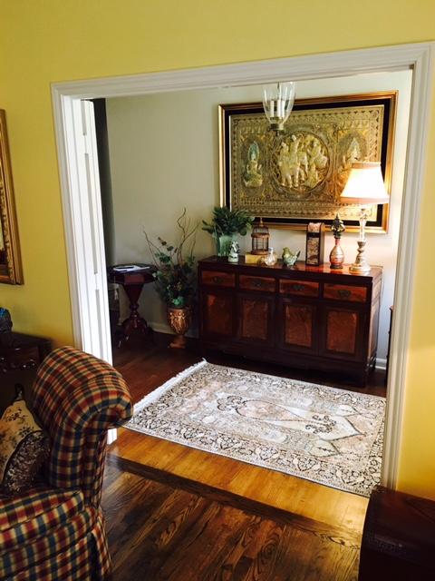 Jefferson House Bed & Breakfast - Foyer