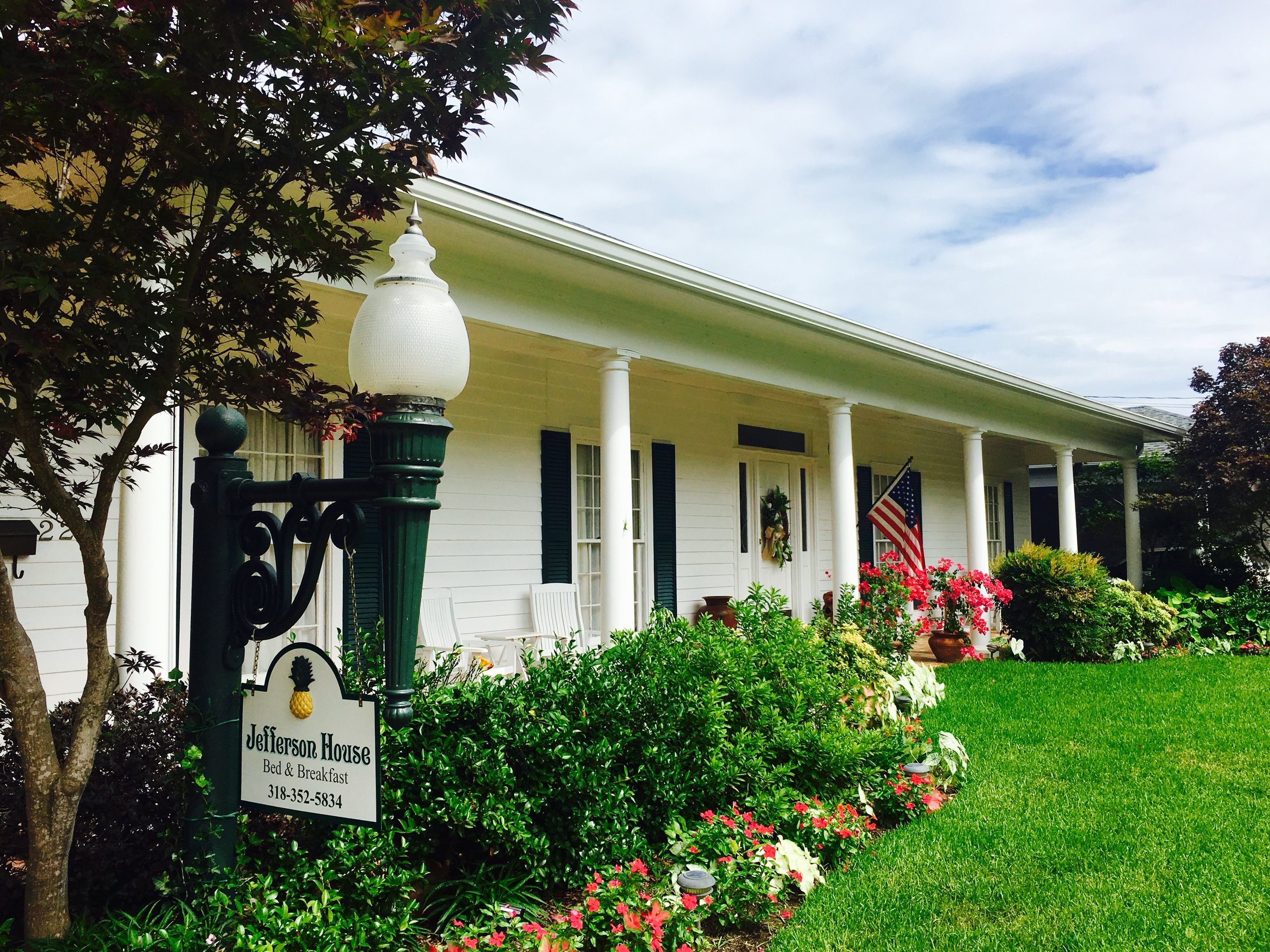 Jefferson House Bed and Breakfast