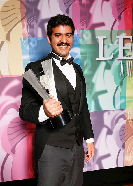And The LEO goes to . . . for the Best Musical Score Animation Program or Series