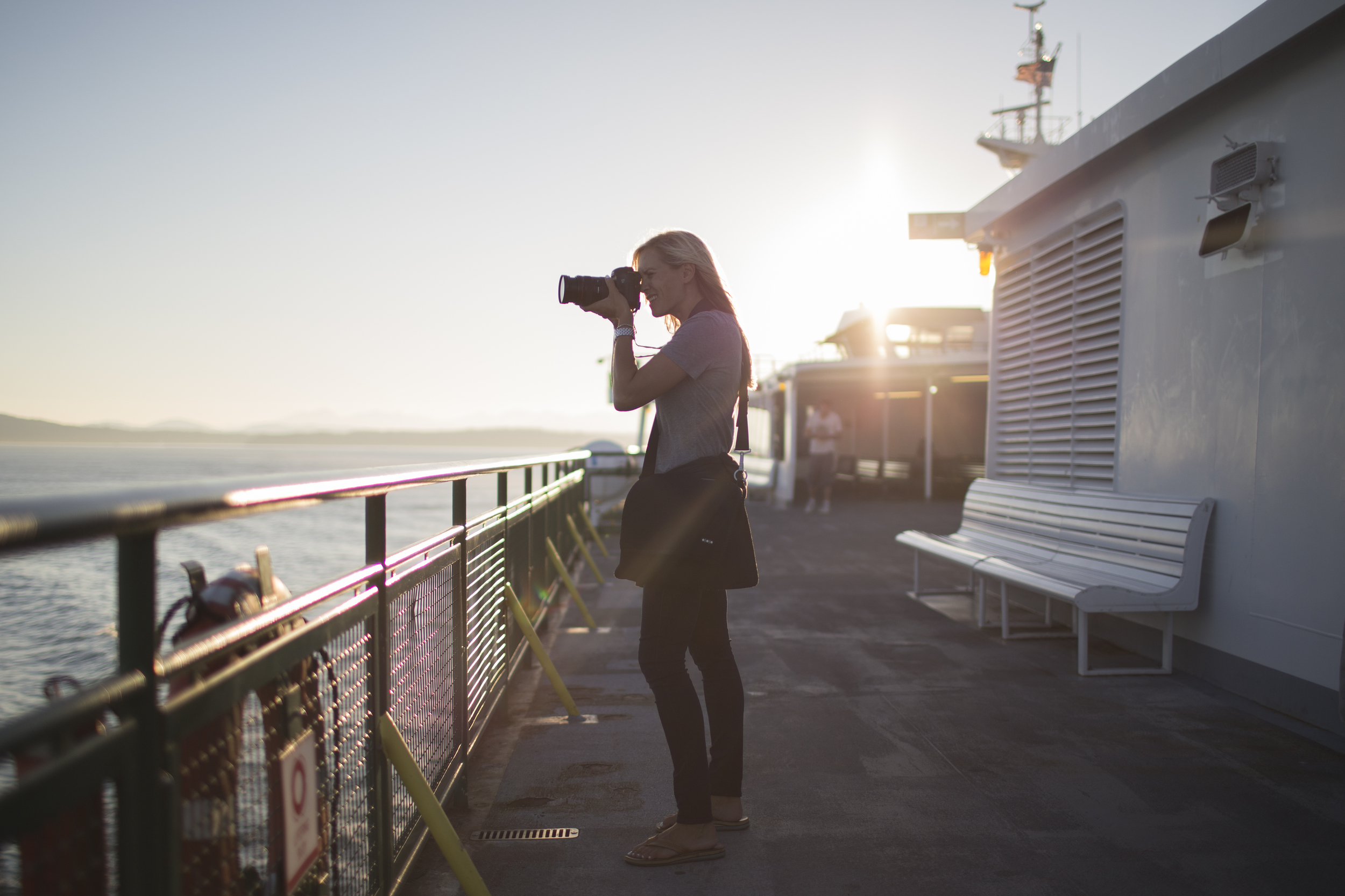 Blair + Thurston 2016  Bainbridge Island Retreat was an amazing photography adventure. Photo Credit:  Emily Cannata Photography.