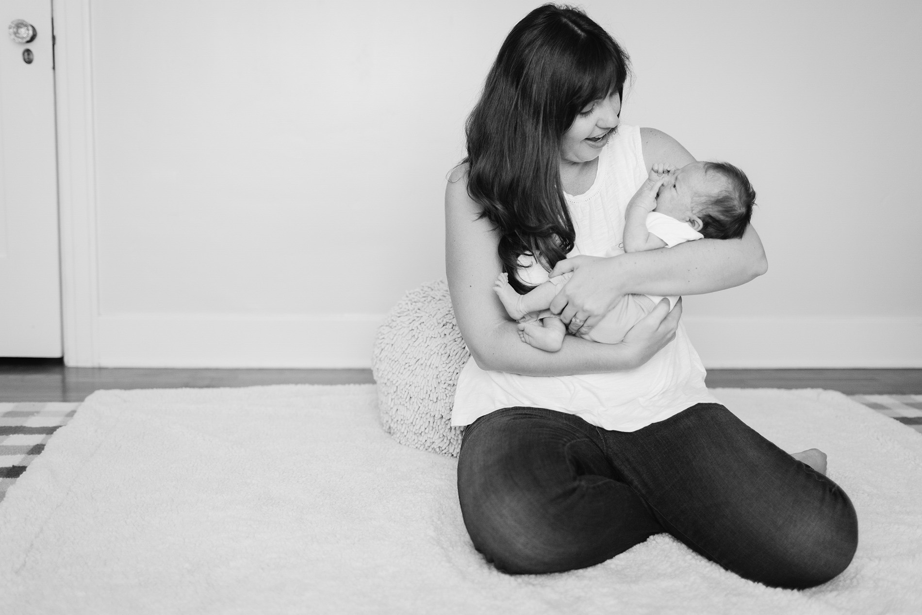 San Diego Lifestyle Newborn Photographer Christine Dammann Photography bw37