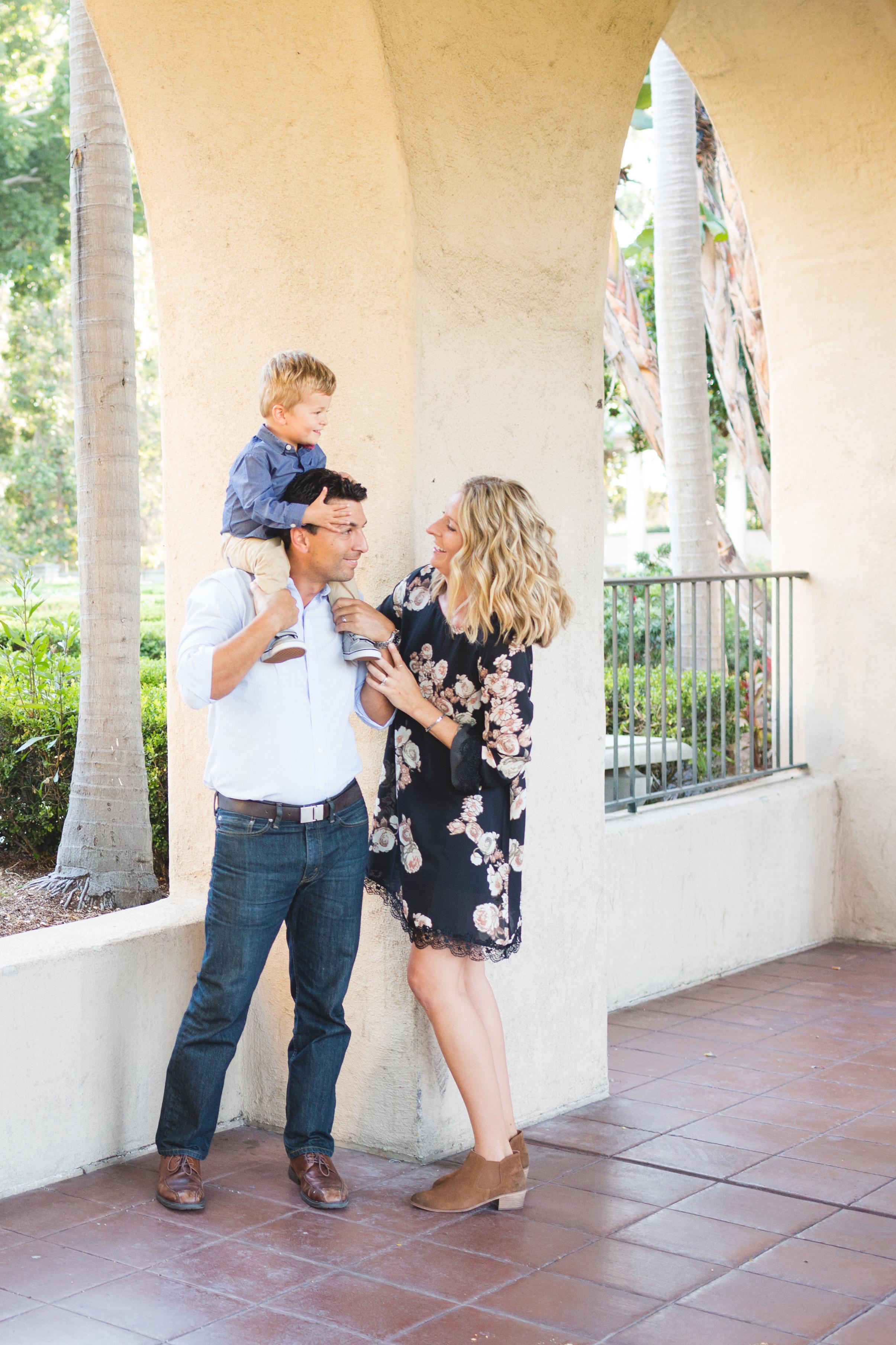 San Diego Family Photographer Christine Dammann Photography VD0999