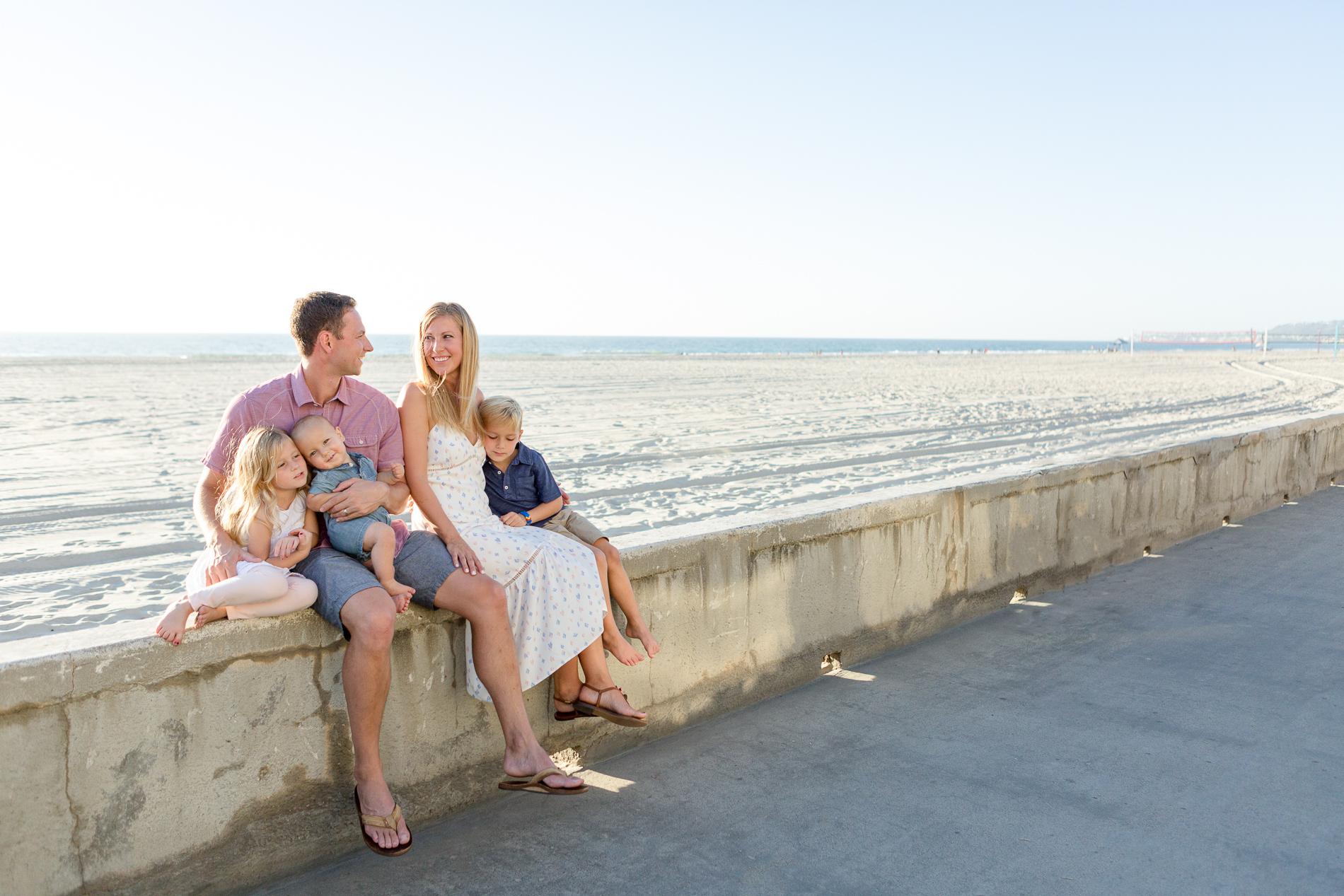 San Diego Family Photographer Christine Dammann Photography Family Photos at the beach. WS-1.jpg