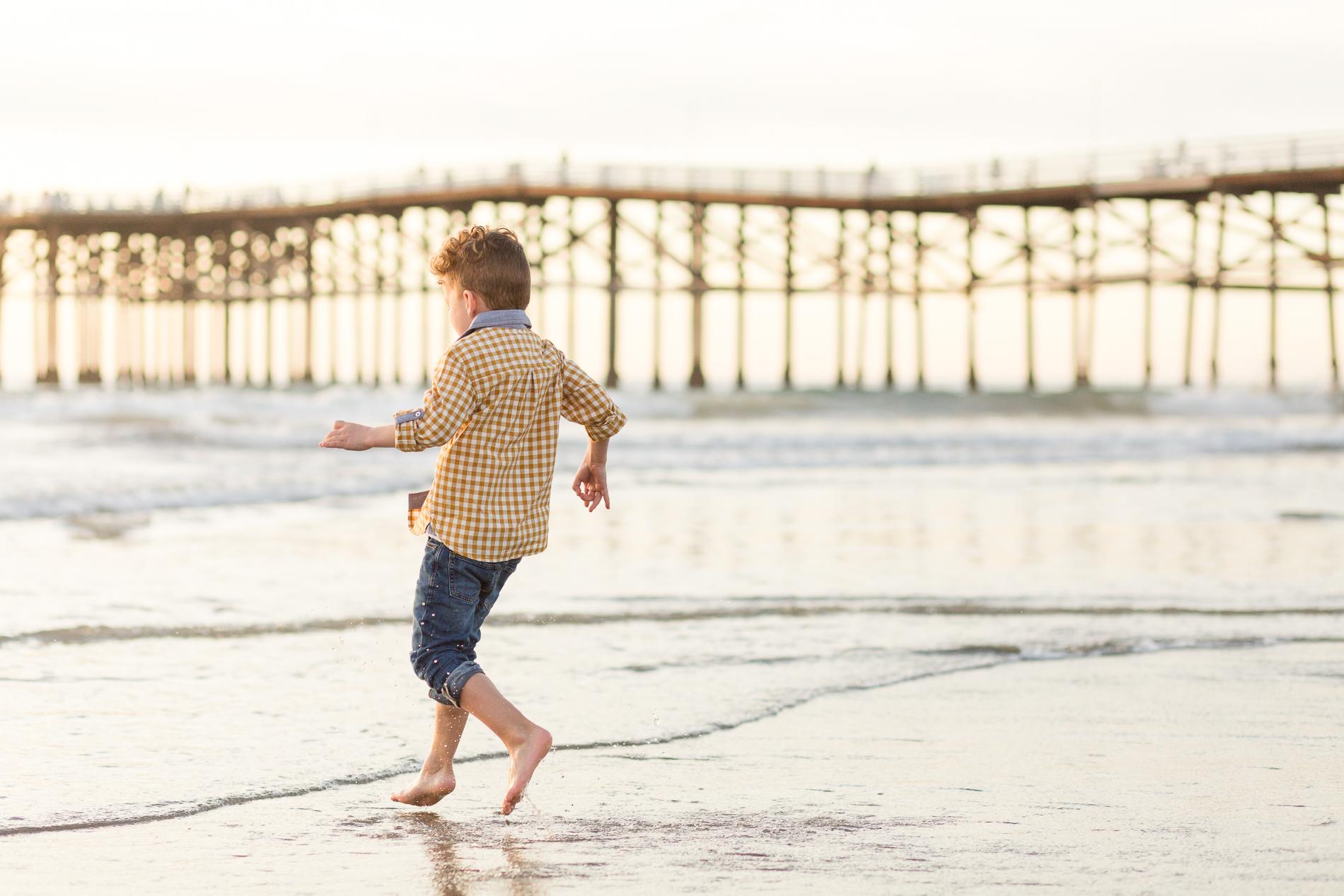 San Diego Family Photographer Beach Crystal Pier Christine Dammann Photography WS HF-15.jpg