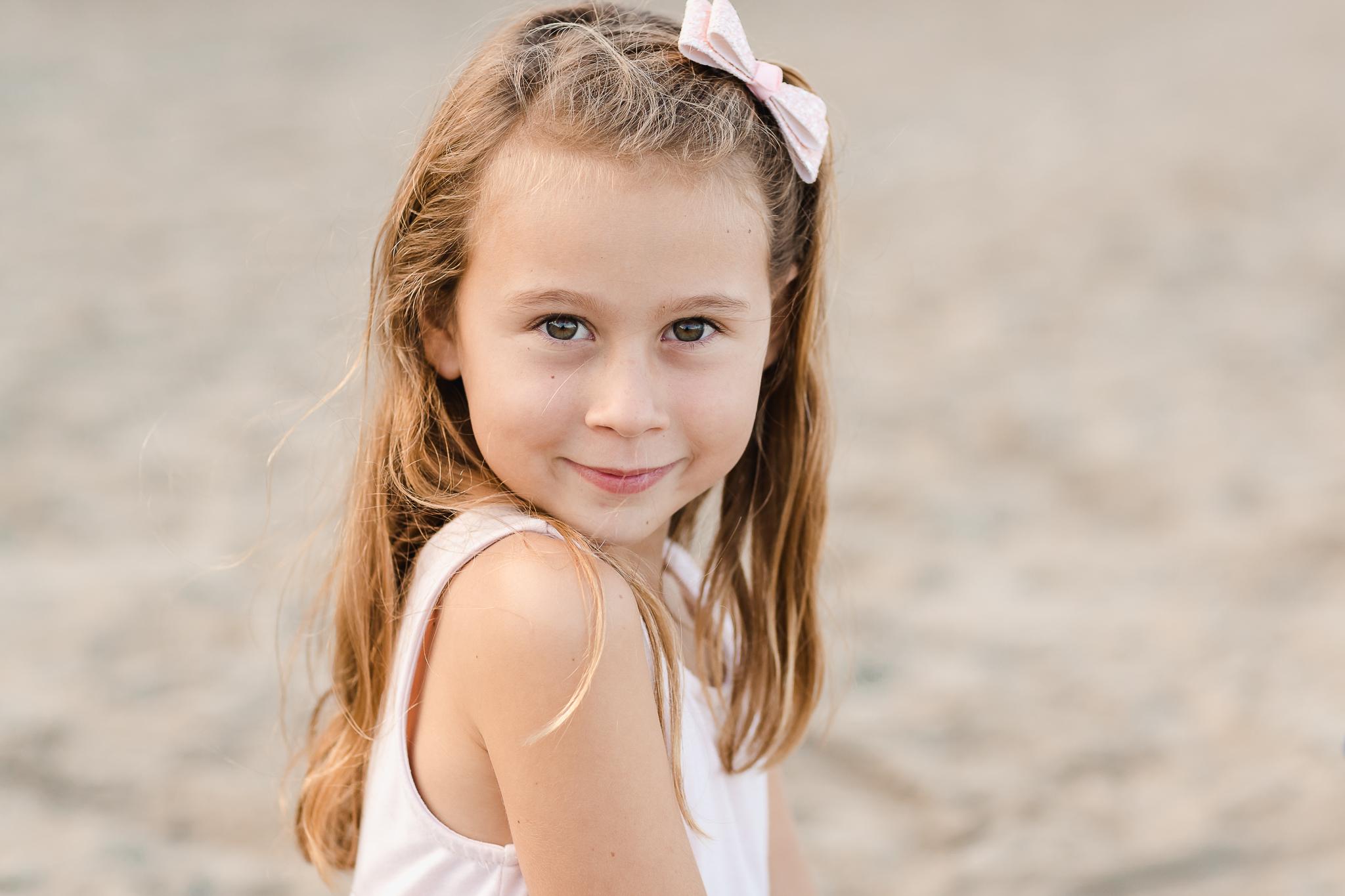 Coronado Family Photography at the Beach