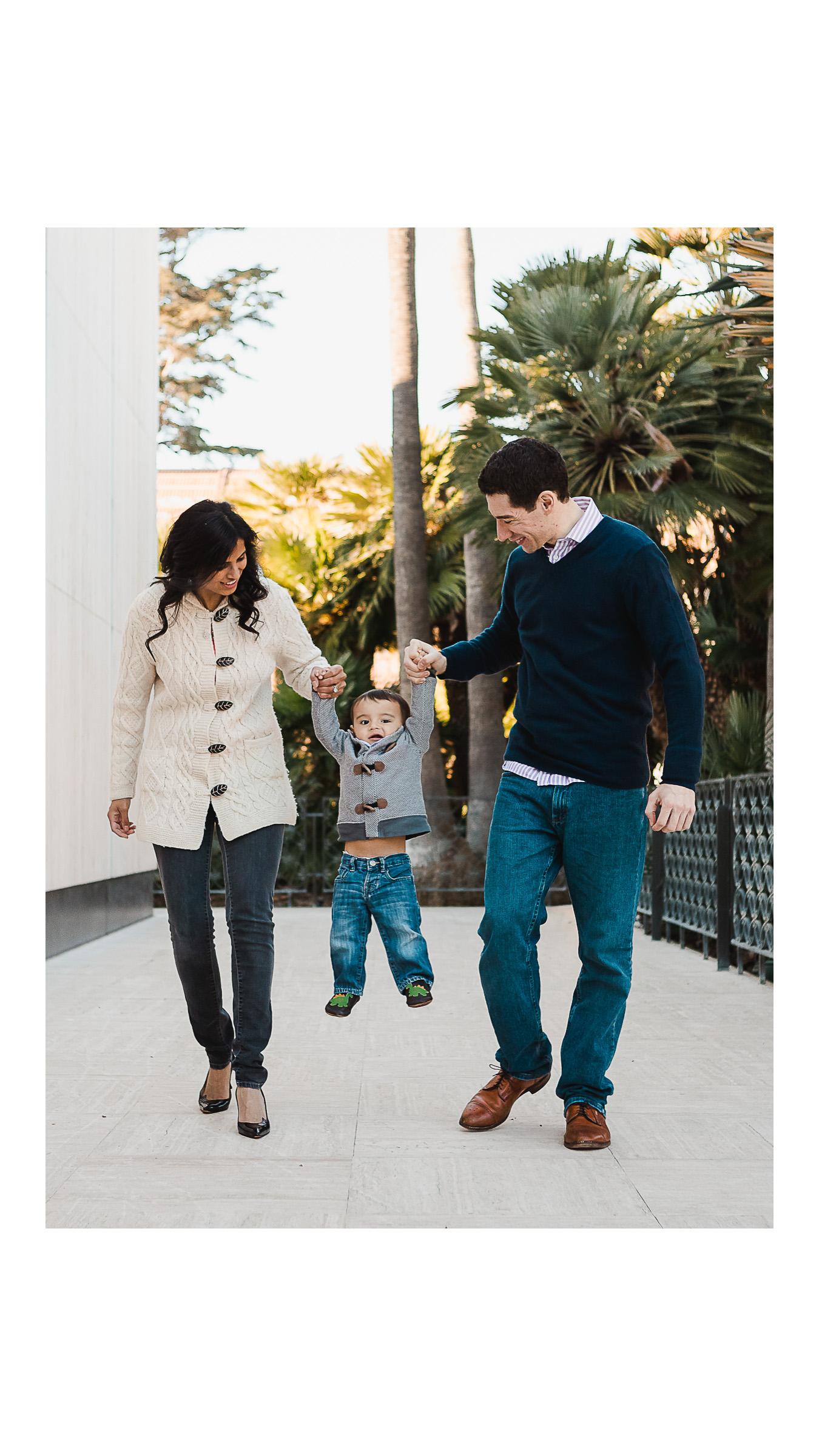 San Diego Family Photography in Balboa Park