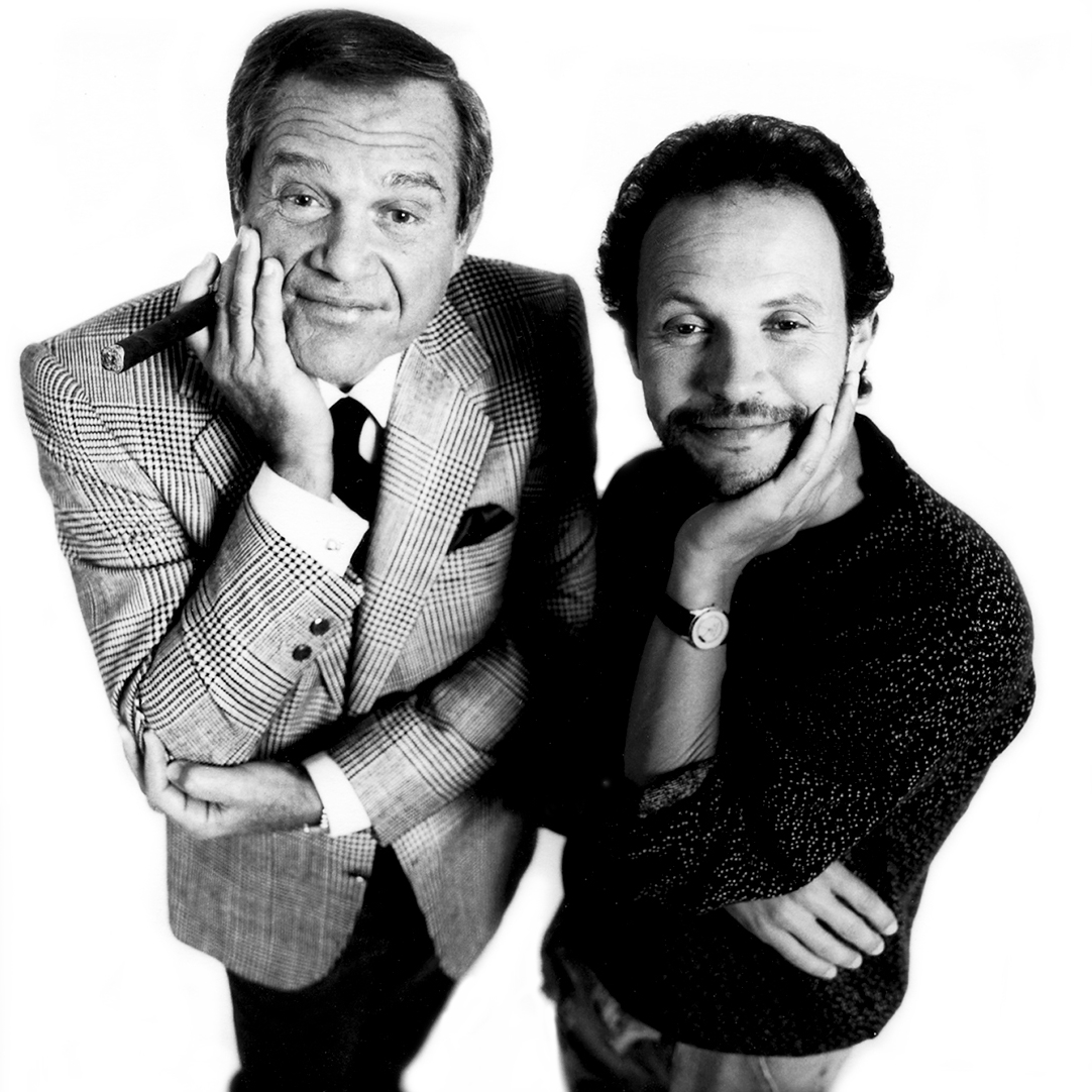 Alan King and Billy Crystal
