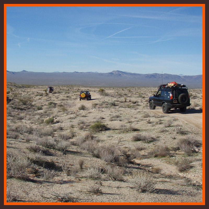 Mojave Road
