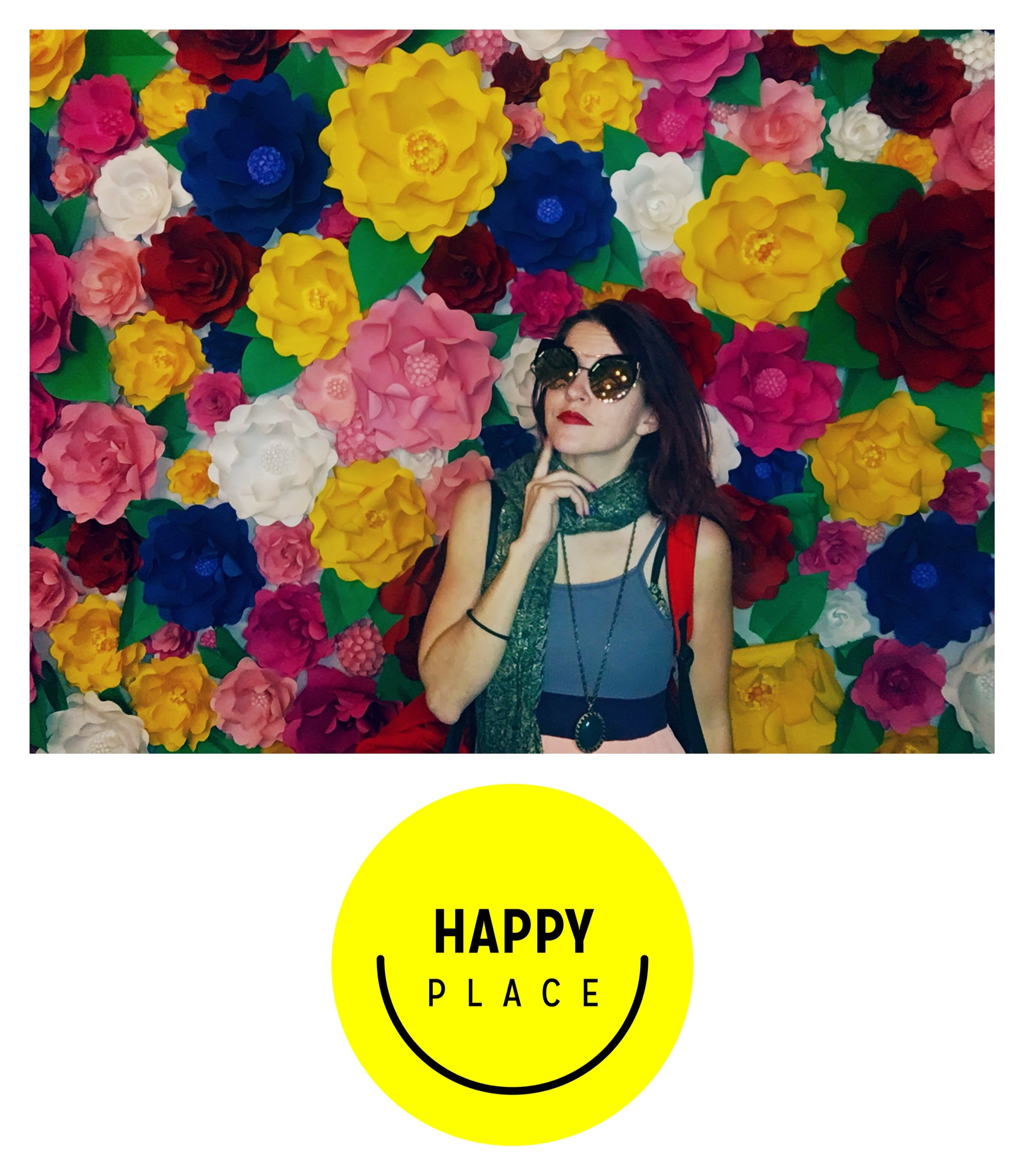 totally a cool kid artist writer museforhire Jennifer Stavros feels out the scene at Happy Place Los Angeles