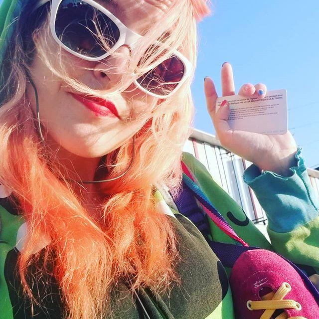 LA & waiting for a bus like a magic skate dragon  #redheads #red #LA #imadragon #color #skatelife #publictransportation #wheels #california #puffpuffpass