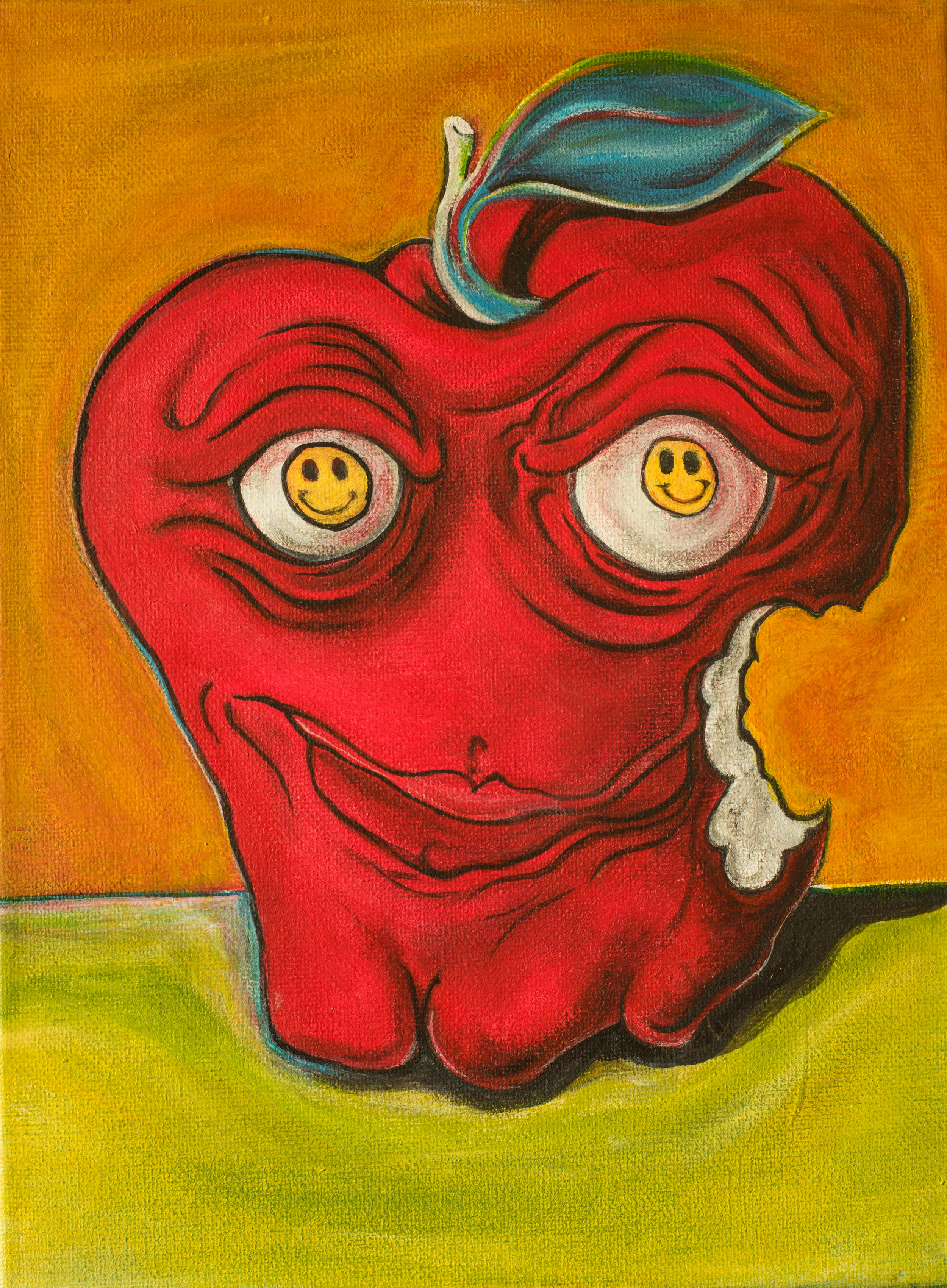 ANOTHER BITE OF THE APPLE
