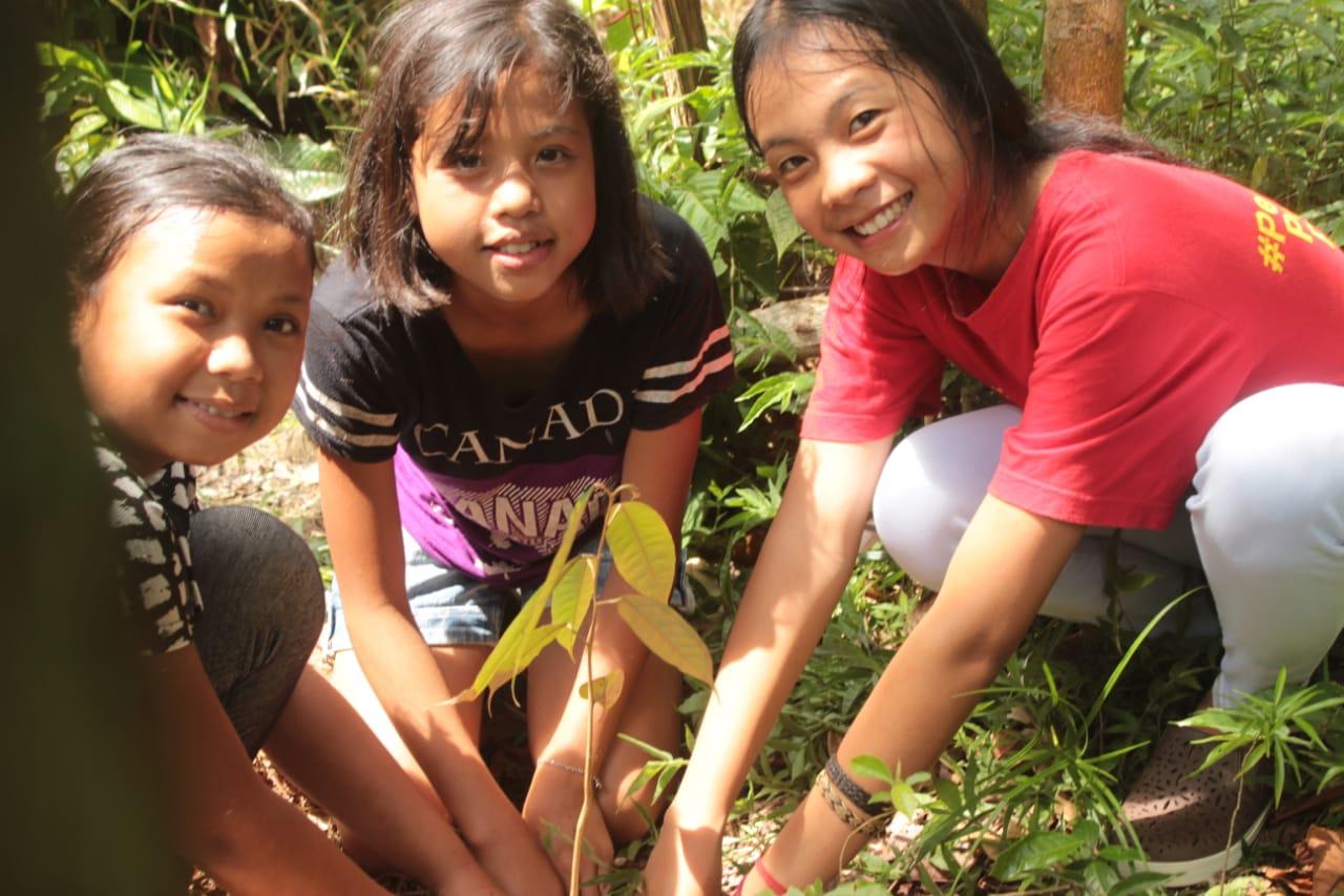 - The Heartland Project : Pergerakan anak-anak muda untuk merestorasi hutan-hutan yang masih berdiri di Indonesia