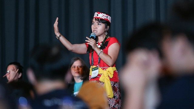 """""""5 INDIGENOUS YOUTH ACTIVISTS TO START FOLLOWING"""" - August 8, 2019"""