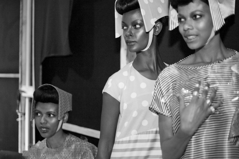 Mercedes Benz Fashion Week Cape Town 2014