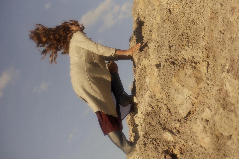 Marija on the Hill by Sven Kristian