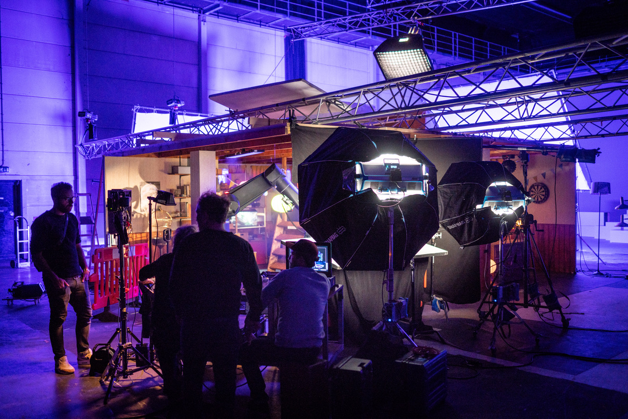Film production is complex … is your current process working for you?  Photo: Bram van Woudenberg
