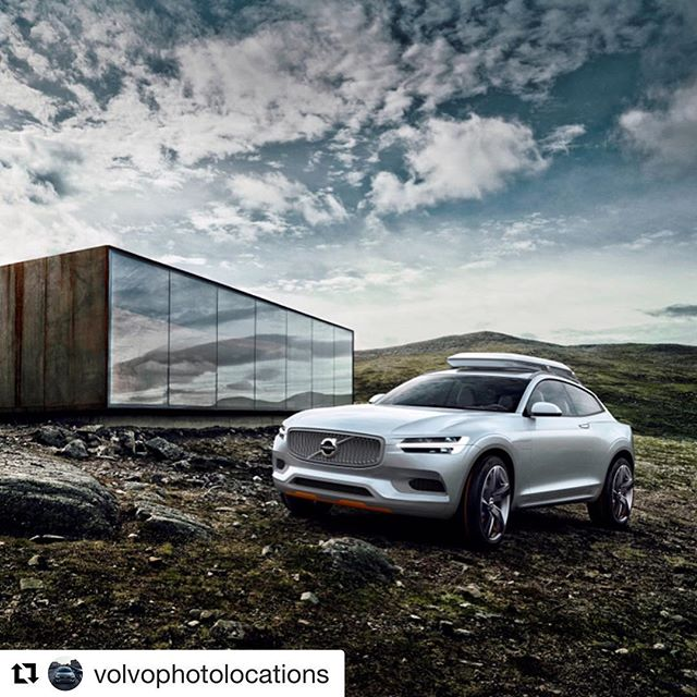 Dagens blinkskudd. 😊 #Repost @volvophotolocations ・・・ 2014 Volvo Concept XC Coupé at Tverrfjellhytta or the Norwegian Wild Reindeer Pavilion at Hjerkinn in Dovre, Norway. #volvoconceptxccoupe #volvoconcept #xccoupe #conceptxccoupe #conceptcar #tverfjellet #tverfjellhytta #hjerkinn #dovre #dovrefjell #norwegianwildreindeerpavilion #norge #norway #snøhetta #snohetta #volvo #volvocarnorway #volvocars #volvophotolocations #volvo90 #volvo90years #crosscountry
