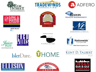 Many thanks to our generous business sponsors!