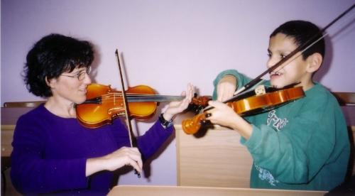 November 2003 at Darius House
