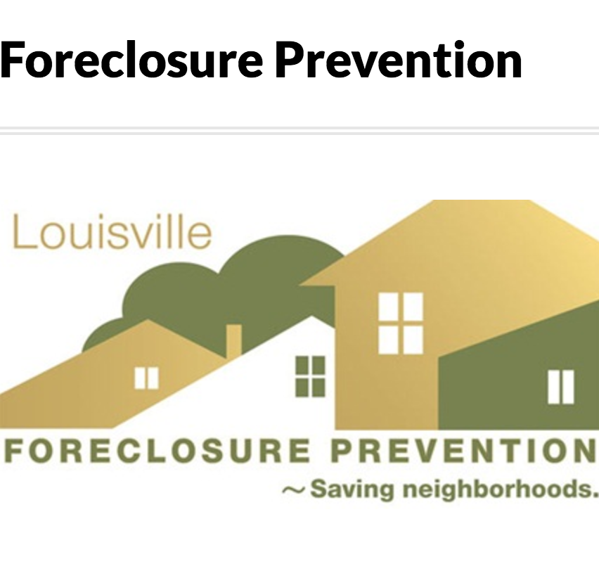 Prevent Home Forclosure