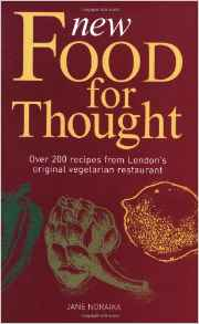 Food for Thought Cook Book - Click the image above to see Jane's books on Amazon