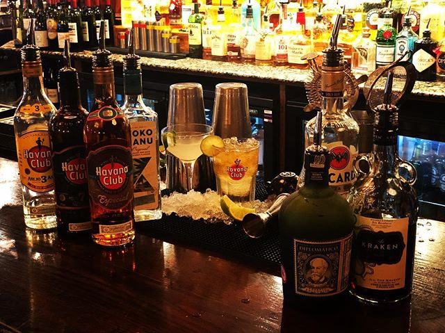 National Rum Day! #daquiri #darkandstormy #cocktails #pub #followforfollowback #follow #gastropub #highgate #nationalrumday #internationalrumday #havanaclub #diplomaticorum