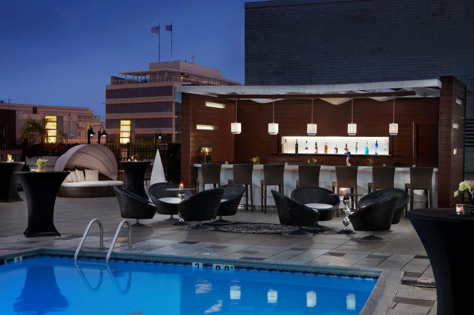 Liaison Rooftop Bar