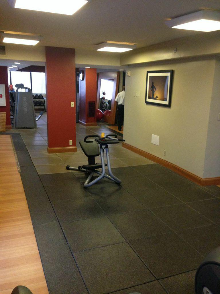 Hilton Fitness Center