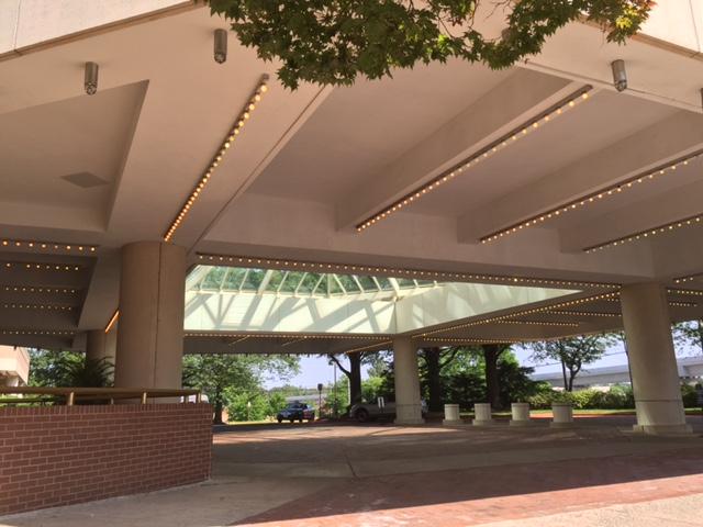 Sheraton-T Entrance Canopy