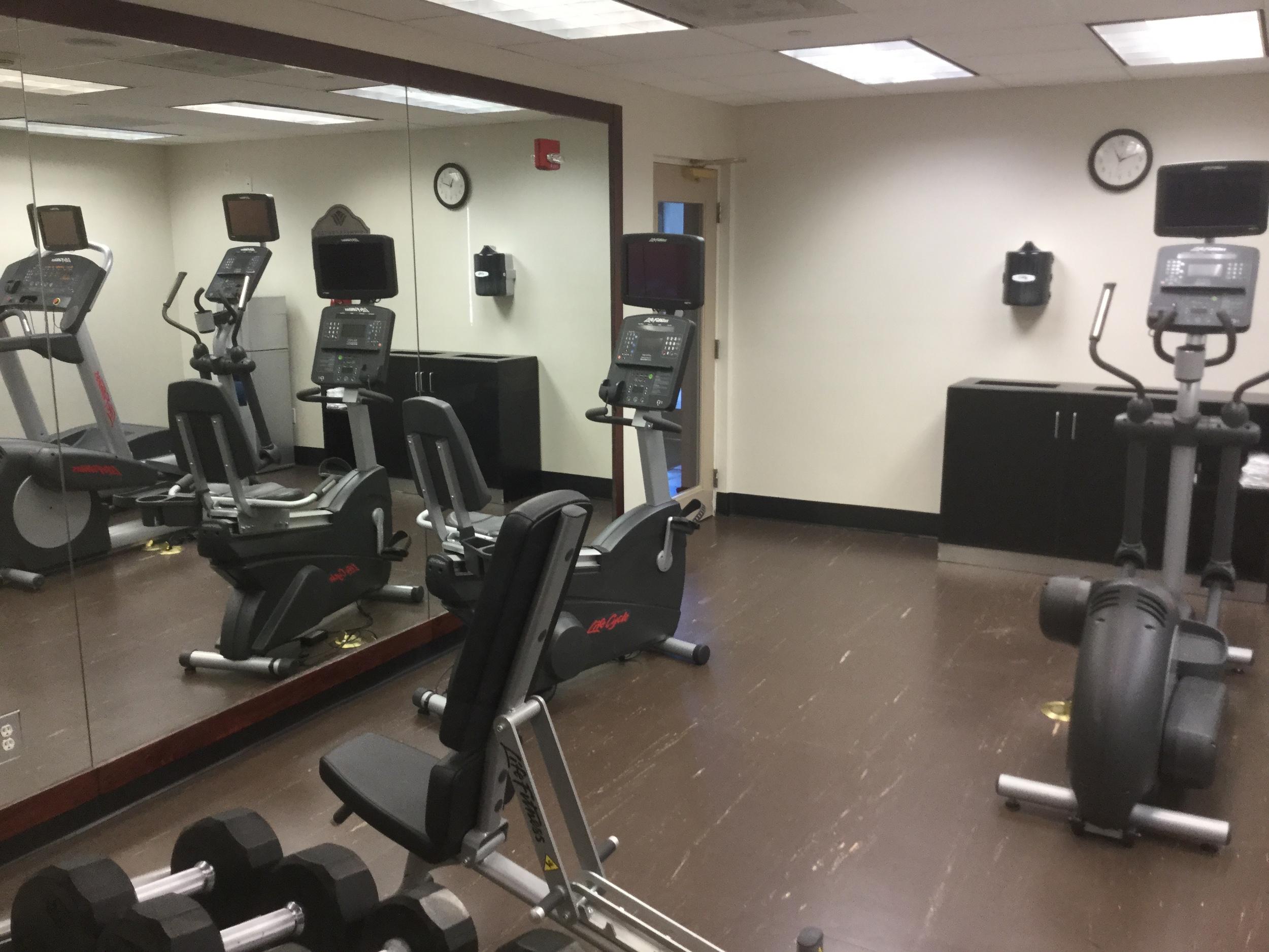 Windgate Fitness Center