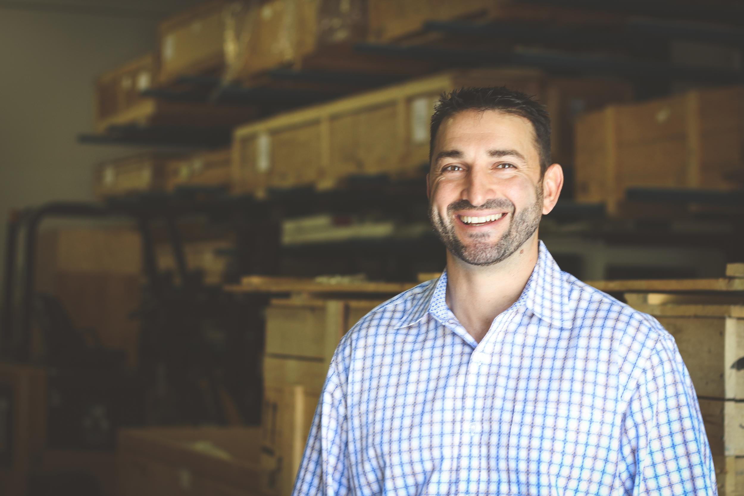 Alex Franco, Sales Leader at PSP Marketing