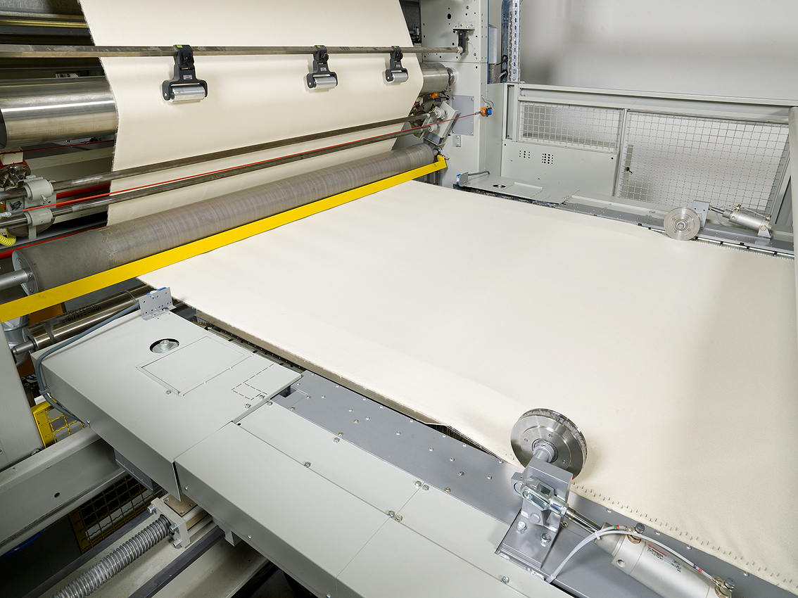 Show ROI with New Textile Technology