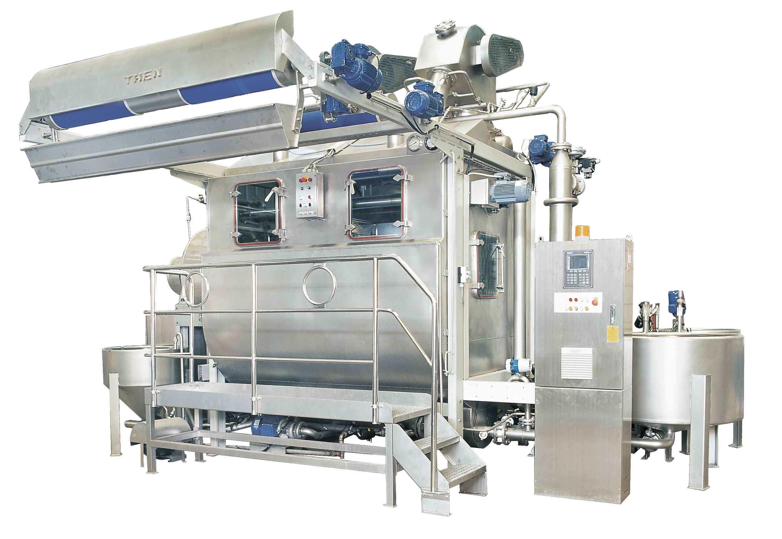 THEN AFE Textile Machinery