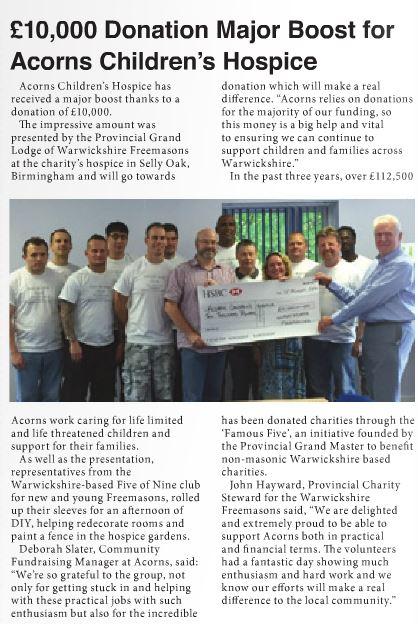 Harborne, Edgbaston & Moseley Life - Page 8 (october 2016).
