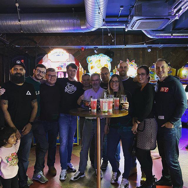 Group photo from our amazing Lane7 event yesterday. @warwickshire_freemasons @nymc_uk @unitedgrandlodgeofengland