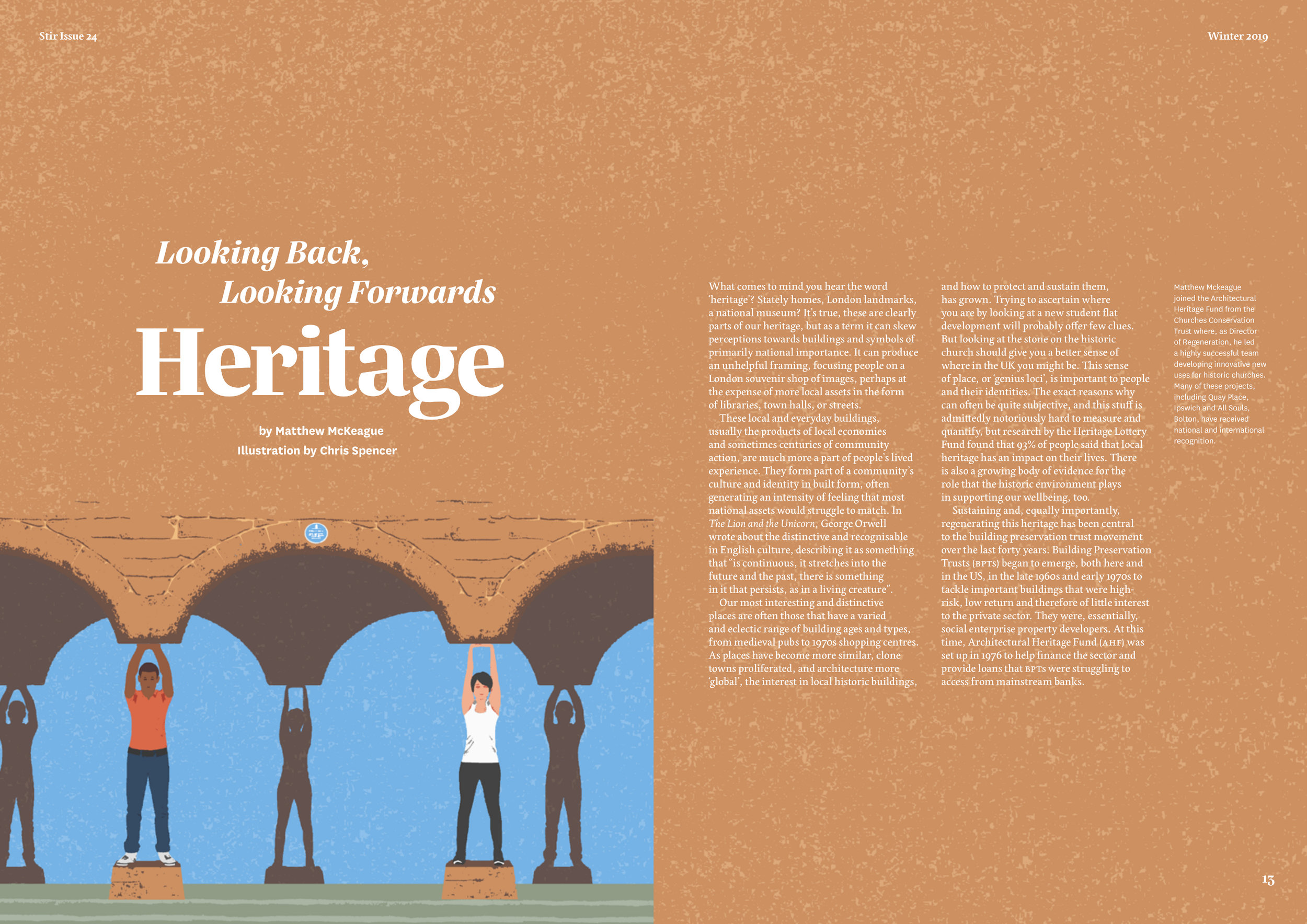 Heritage And Community