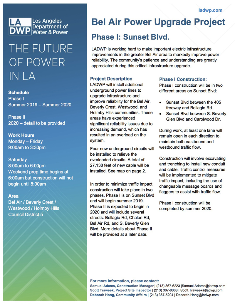 Bel Air Upgrade Project PHASE 1 fact sheet 800.jpg