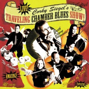 Traveling Chamber Blues Show - Alligator Records - 2005