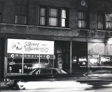 Pepper's Lounge by Raeburn Flerlage (Chicago History Museum)