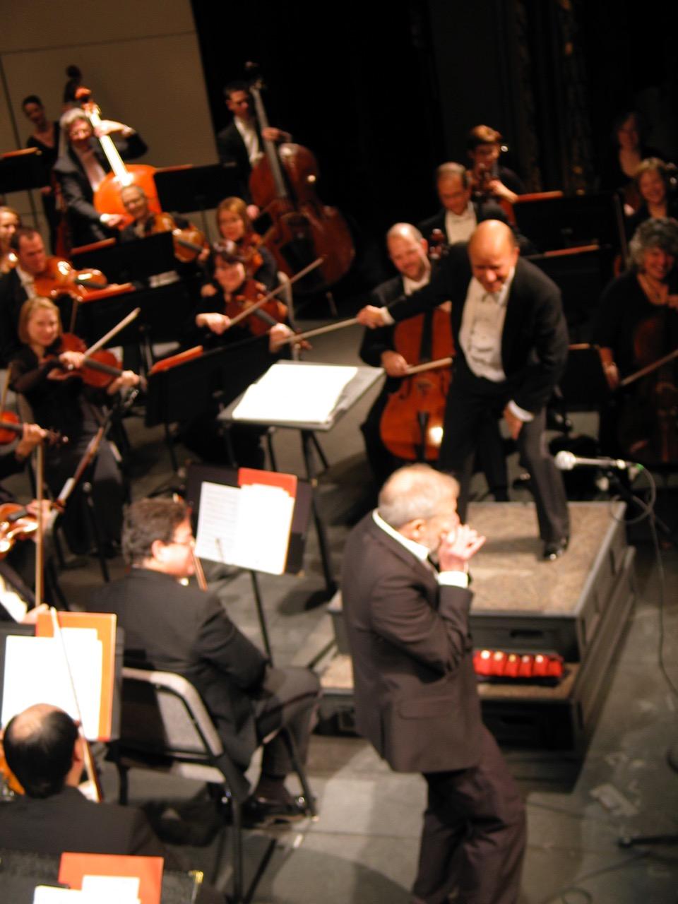 2007 - Symphonic Blues #6 by C. Siegel - Stephen Gunzenhauser conducting the Lancaster Symphony Orchestra