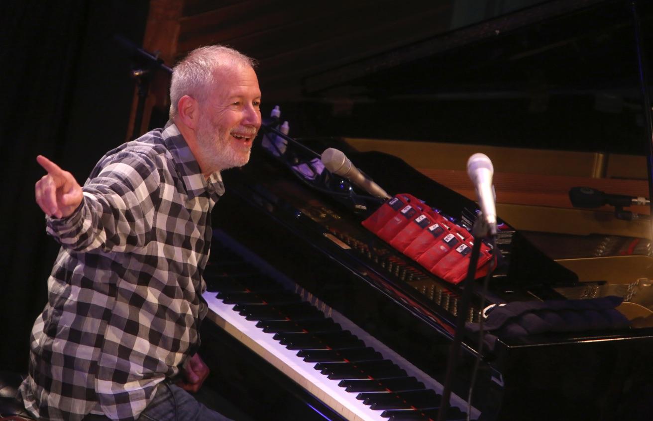 Piano Solo (Chuck Osgood)