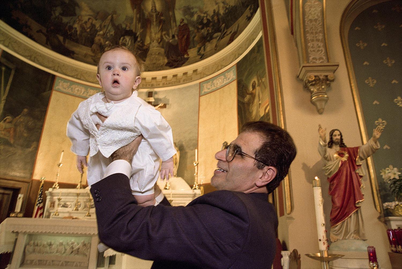 The Pompa Baptism