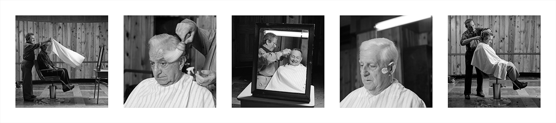 Sergio Brotto Cutting Hair